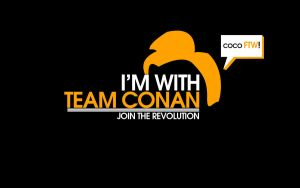 Team Conan Wallpaper by motion-attack