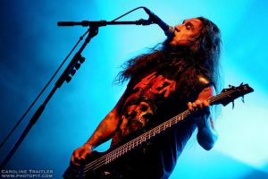 Slayer at Hellfest II by CaroFiresoul