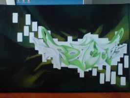 Project 13 canvas by Nego1289