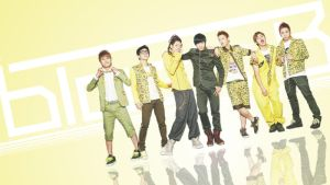 Block B Wallpaper by katharineFord