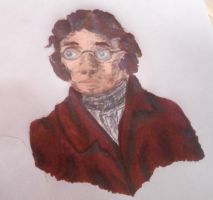 Schubert attempt--colored by Colliequest