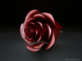 Rose by VickyM72