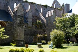 Beauport Abbey 11 Stock by lokinststock