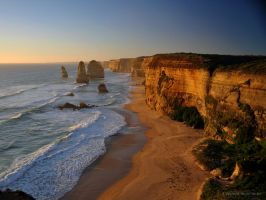 12 Apostles 2 by Shultzy