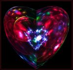 heart of crystal... by FeliFee