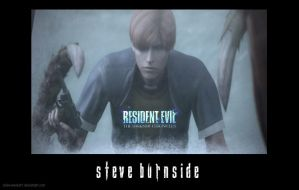 Steve Burnside ScreenShot by Claire-Wesker1