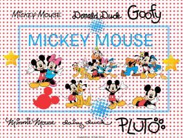 Mickey mouse by gameover576