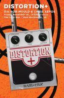 Distortion+ poster 5 by raymassie