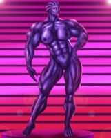 BUFF ASARI AFTERLIFE by B9TRIBECA