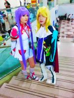 Sophie and Richard from Tales of Graces F by POOTERSS