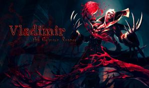 Vladimir the Crimson Reaper by KorpSvartAngel
