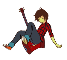 marshall lee by moolmitt