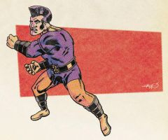 O is for OMAC by sdowner