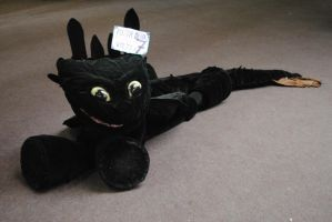 AS'13 HTTYD - Toothless by Hermy46