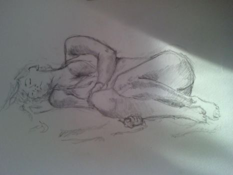 Life drawing 2 by shareen56