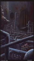 The Sewer by Raedrob
