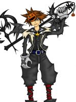 Halloween town Sora by Lisca