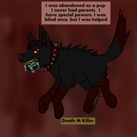 Edgy FH Wolf by The-Smile-Giver