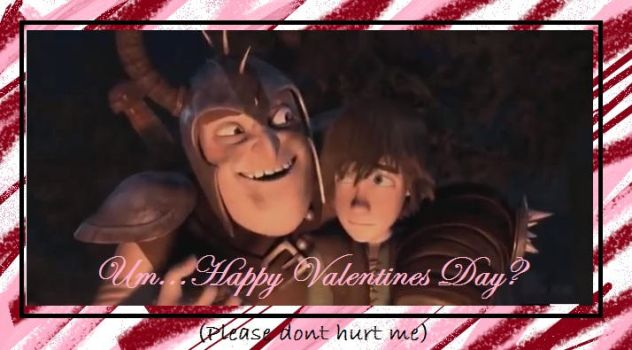 Please Don't Hurt Your Valentine! by WhatsInAName99