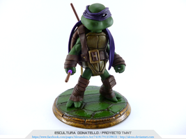 TMNT Project / Donatello by alexss