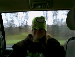 me in gir hat by mancan71