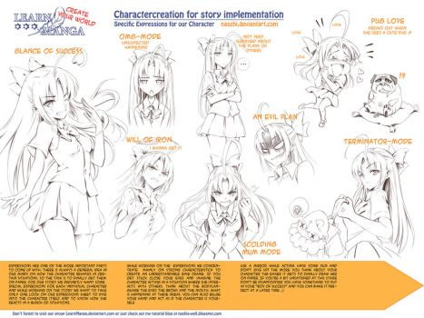 Learn Manga: Create your World - CC Expressions by Naschi