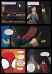 My Spider-man page by kingjoeg