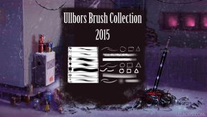 Ullbors Brush Collection 2015 by Ullbors