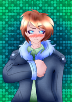addiefrench's OC Dillon by shatishamararie