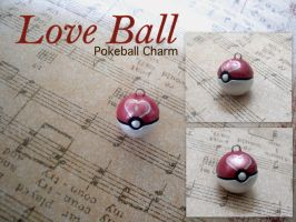 Love Ball Charm by GandaKris