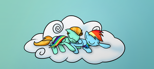 LightningDash Nap by 10art1