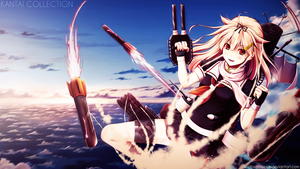 Kantai Collection - Wallpaper by AbsarNaeem