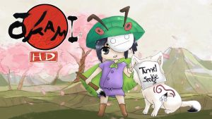 Cry Plays Okami by Stop-wasting-time