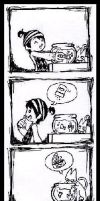 cat problem no.1 by onin07