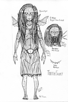 Character Sheet - Tooth Fairy by HH-HorrorHigh