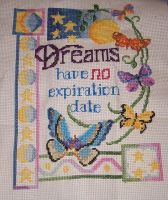 Dreams Have No Expiration Date by littlemissmess