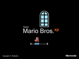 Super Mario Bros. XP by BLUEamnesiac
