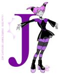 J is for Jinx by Inspector97