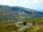 Snowdon Mountain Railway by Kevin-Welch