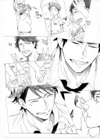 Haikyuu!! - Iwa-chanXOikawa by Yoite7