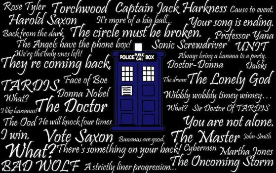 Who Is The Doctor? by Wolverinegal