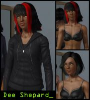 Dee Shepard the sim by Frigidchick