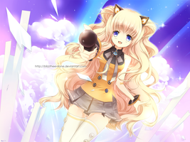 - my fantasy : SeeU - by Blizz-Mii