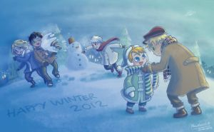 APH-Happy Winter2012 by nAndroid19