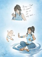 Korra's words by palnk