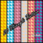 20 Triangle Patterns by IssLiTa