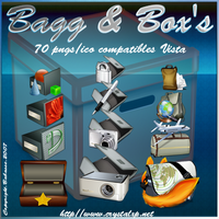 bagg and box's by babasse