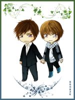 Yunjae chibi 2 by bronze11