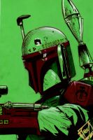 Boba Fett pre Fan Days 2012 by Barnlord