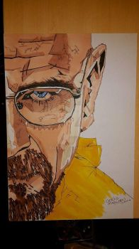 Heisenberg by Tweej